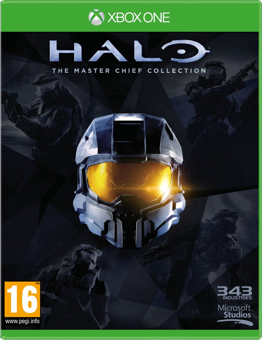 Halo: The Master Chief Collection (Xbox One) product image
