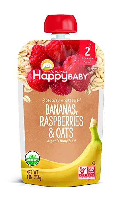 The Best Oat Baby Food