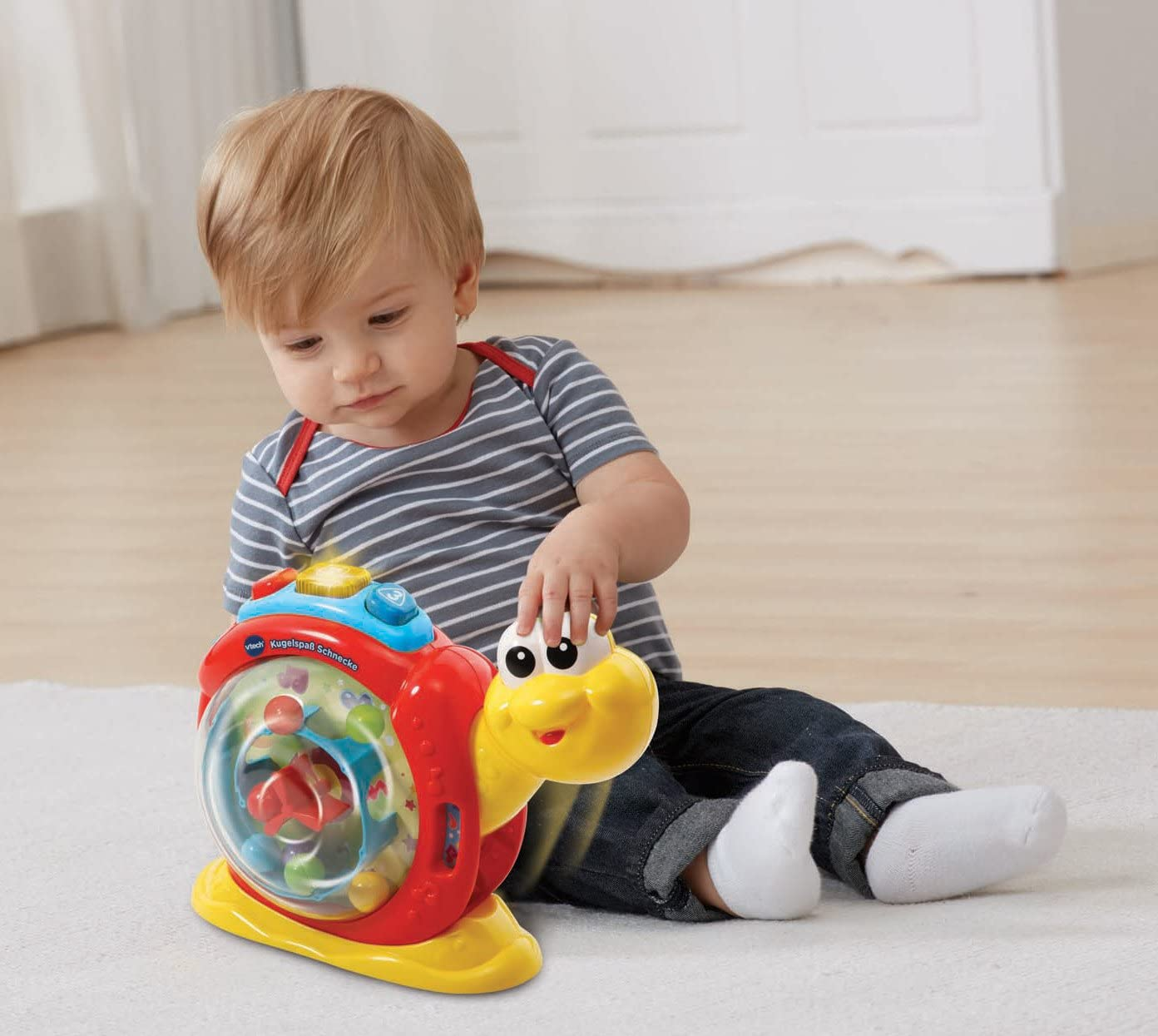 VTech Baby 80 / Boule Plaisir Escargot 502404/
