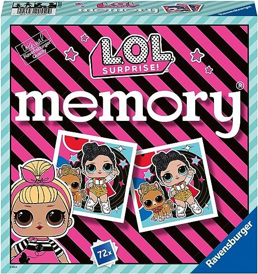 Ravensburger - Memory LOL (20550): Hurter, William H.: Amazon.es: Juguetes y juegos