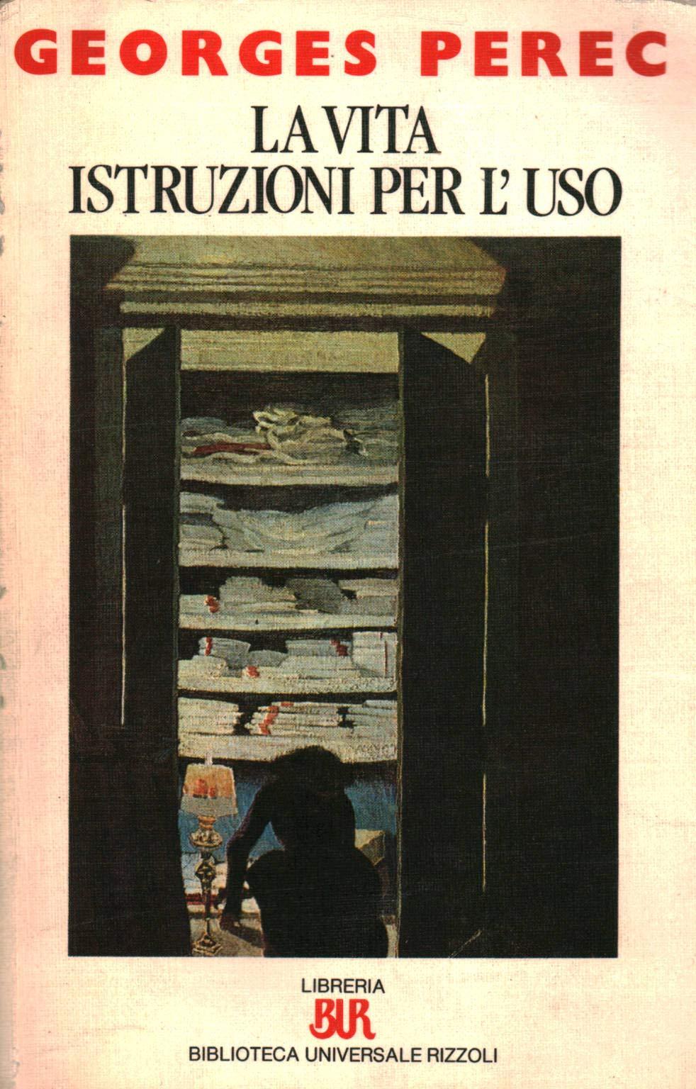 La vita istruzioni per luso (Italian Edition)