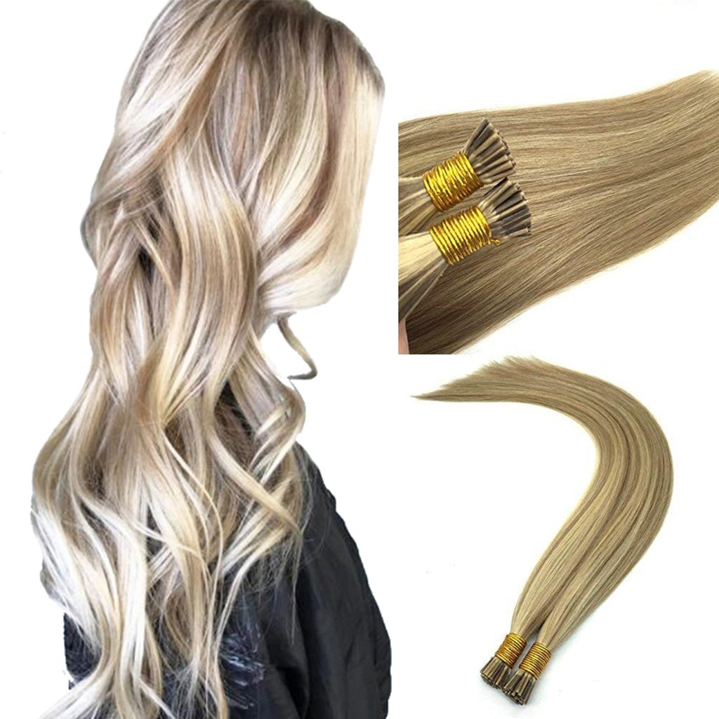 Amazon Googoo Highlighted Blonde 18613 Ombre Hair Extension I