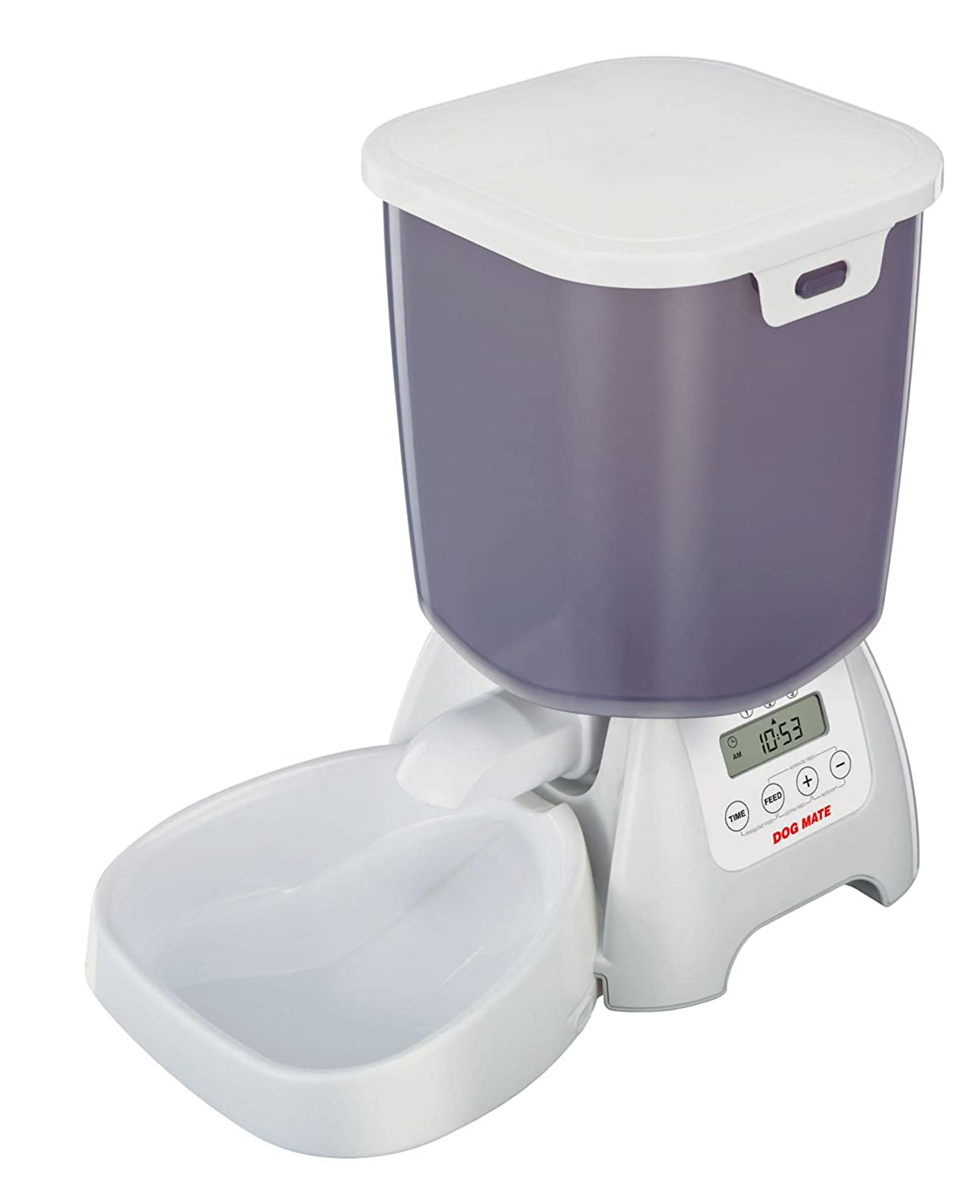 automatic index feeder meal petsafe pet