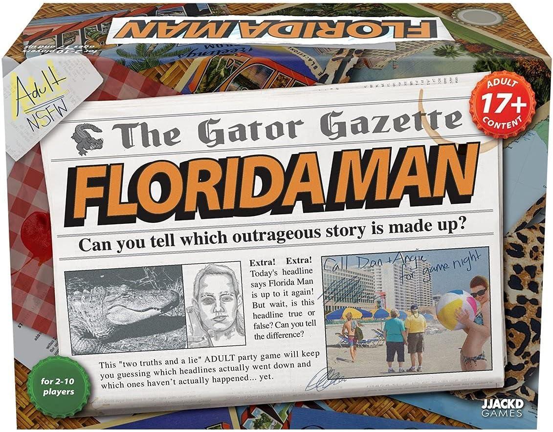 Florida Man Board Game