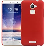 Wow Imagine™ Rubberised Matte Hard Case Back Cover for COOLPAD Note 3 LITE (5.0 inch) - Maroon Wine Red