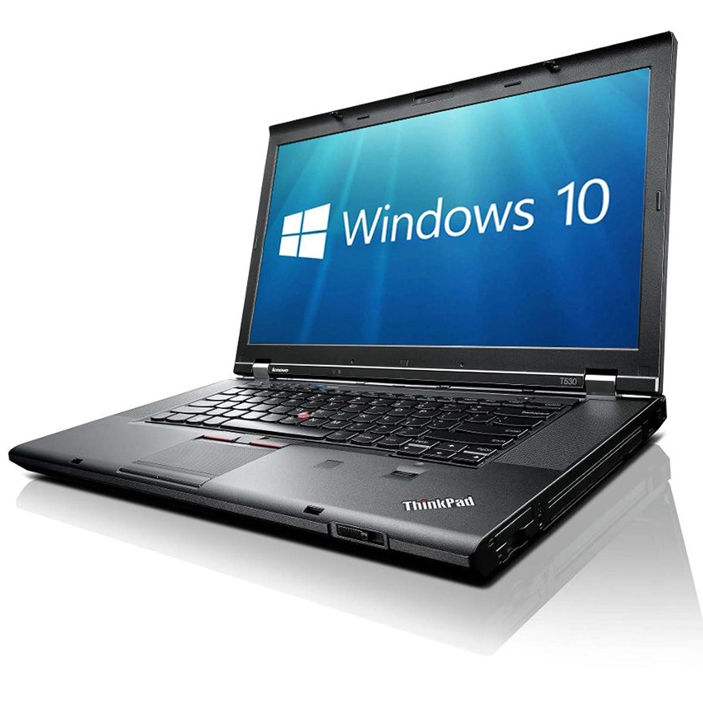Ordenador portátil Lenovo Thinkpad T530 de 15,6 Pulgadas, Intel Quad Core i5-3320 m, Memoria RAM de 4 GB, HDD de 320 GB, DVD, USB 3.0, VGA, miniDisplayPort, ...