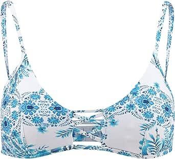 Seafolly Women's Sunflower Bralette Bikini Top