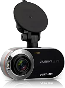 "AUSDOM AD260 2.7"" LCD Dash Cam FHD 1080P&1296P Dashboard Camera Car Camera"