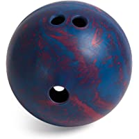 Champion Sports Rubber Bowling Ball: Lightweight Soft Ball for Training & Kids Games