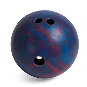 Champion Sports Rubber Bowling Ball Review