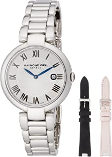 Ladies Raymond Weil Shine Repetto Interchangeable Watch 1600-ST-RE659
