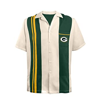 8fe310a31a53c Amazon.com : Littlearth NFL Spare Bowling Shirt : Clothing