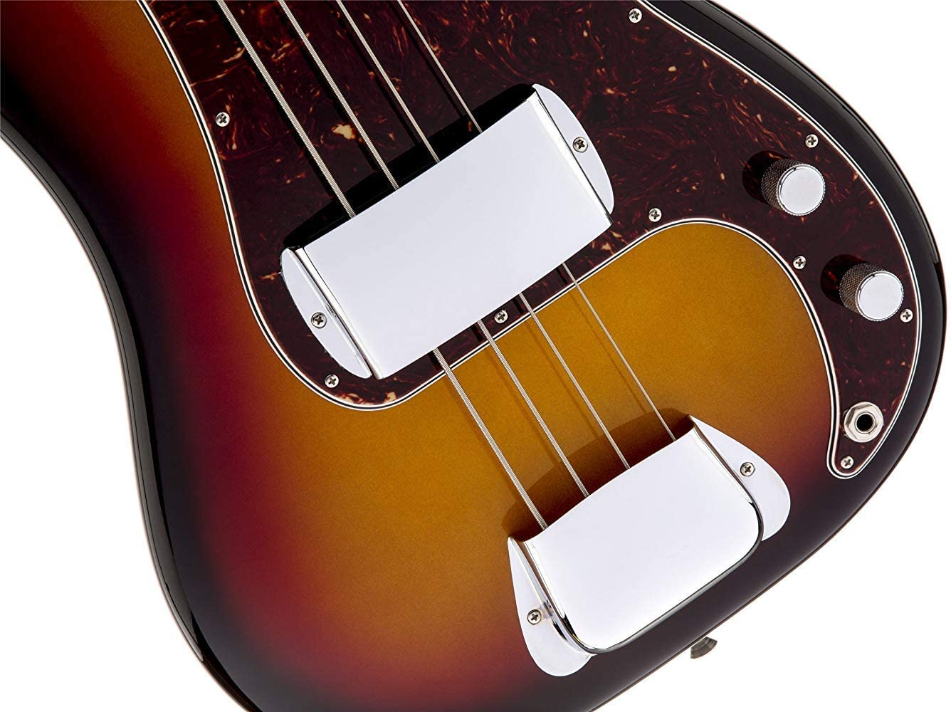 Fender Vintage Precision Bass® Pickup Cover Chrome