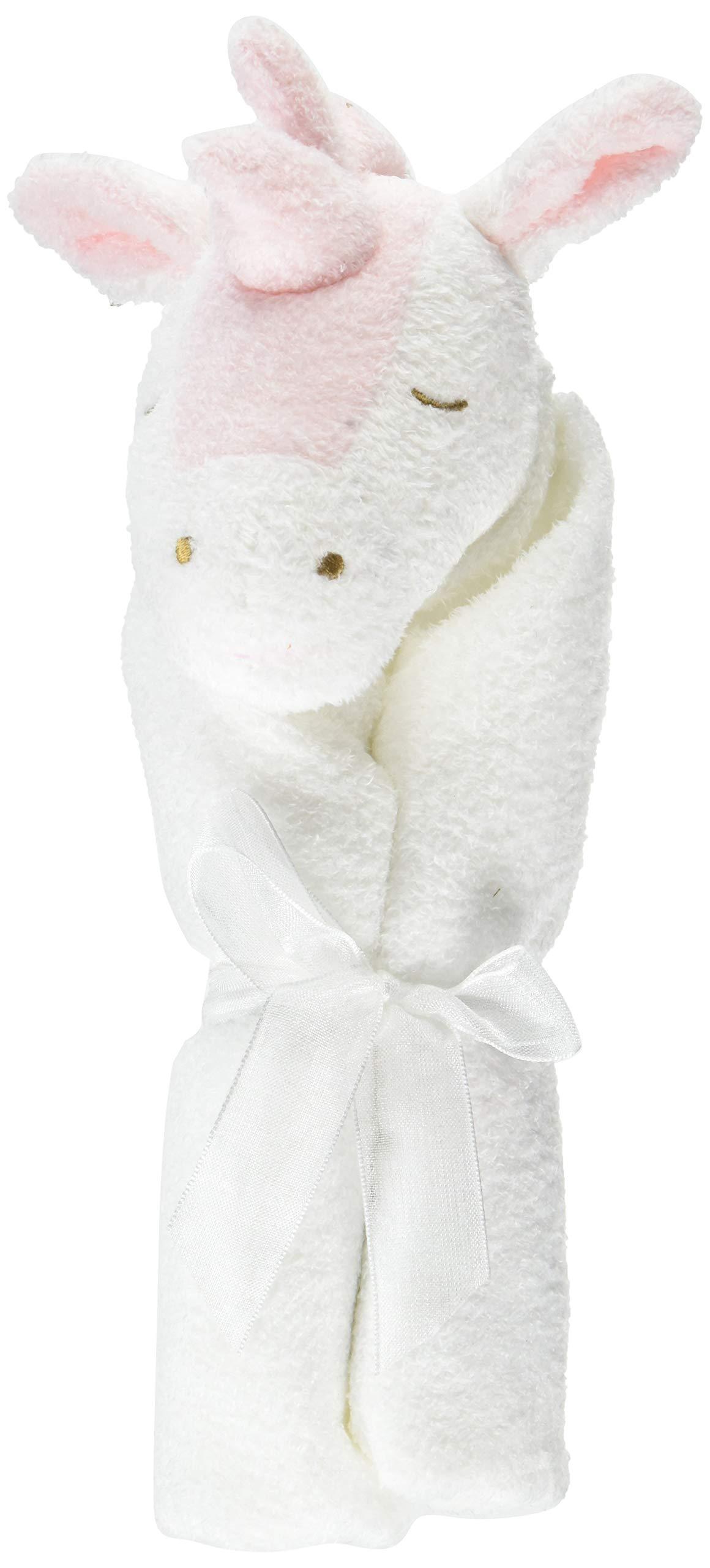 Angel Dear Cuddle Twins Blankie, White Unicorn by Angel Dear