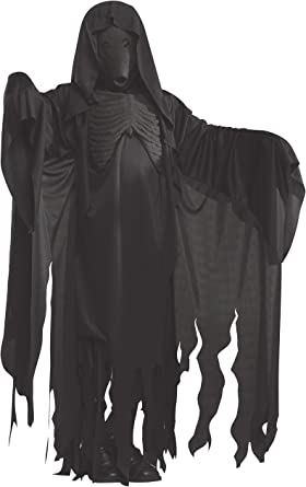 SALE Adult Harry Potter Dementor Mens Halloween Party Fancy Dress Costume Outfit