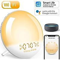 Wake Up Light Despertador Luz Inteligente - 2020