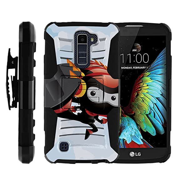 Amazon.com: TurtleArmor | Compatible for LG K10 Case | LG ...