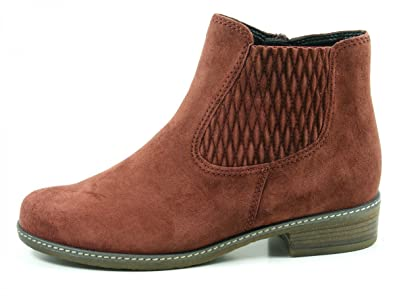 86b051cefa4 Gabor Pescara Womens Moderne Bottines  Gabor Comfort  Amazon.fr  Chaussures  et Sacs