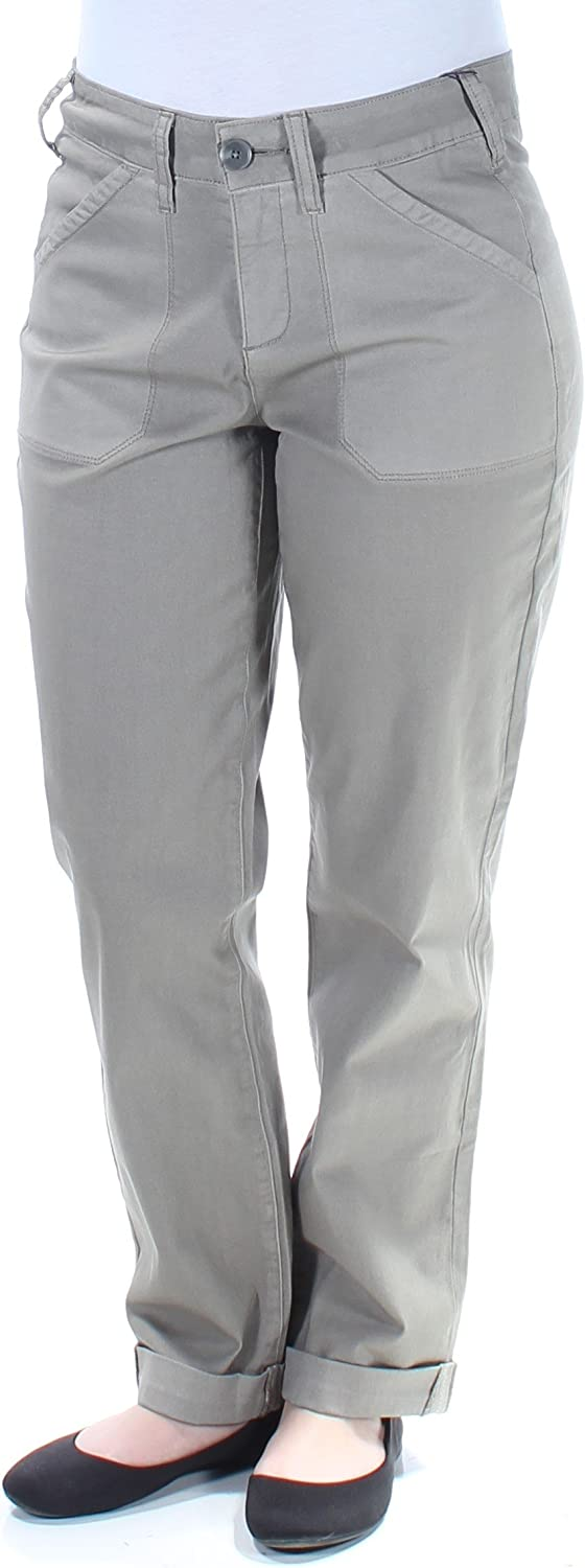 NYDJ Womens Relaxed Chino Twill Pants