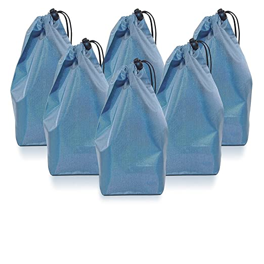 d1c9dea33a6a Amazon.com: Set of 6 - Drawstring Bags, 10