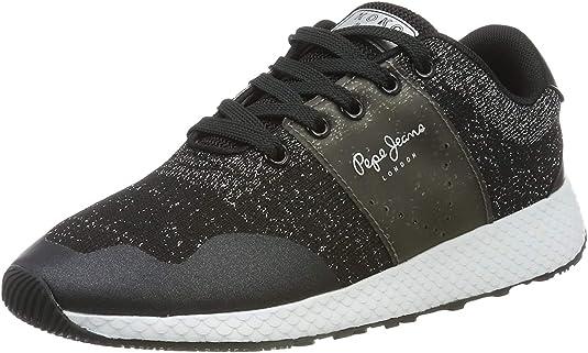 Sneakers PEPE JEANS - Koko Sandy PLS30935  Navy 595 - Sneakers - Zapatos - Zapatos de mujer
