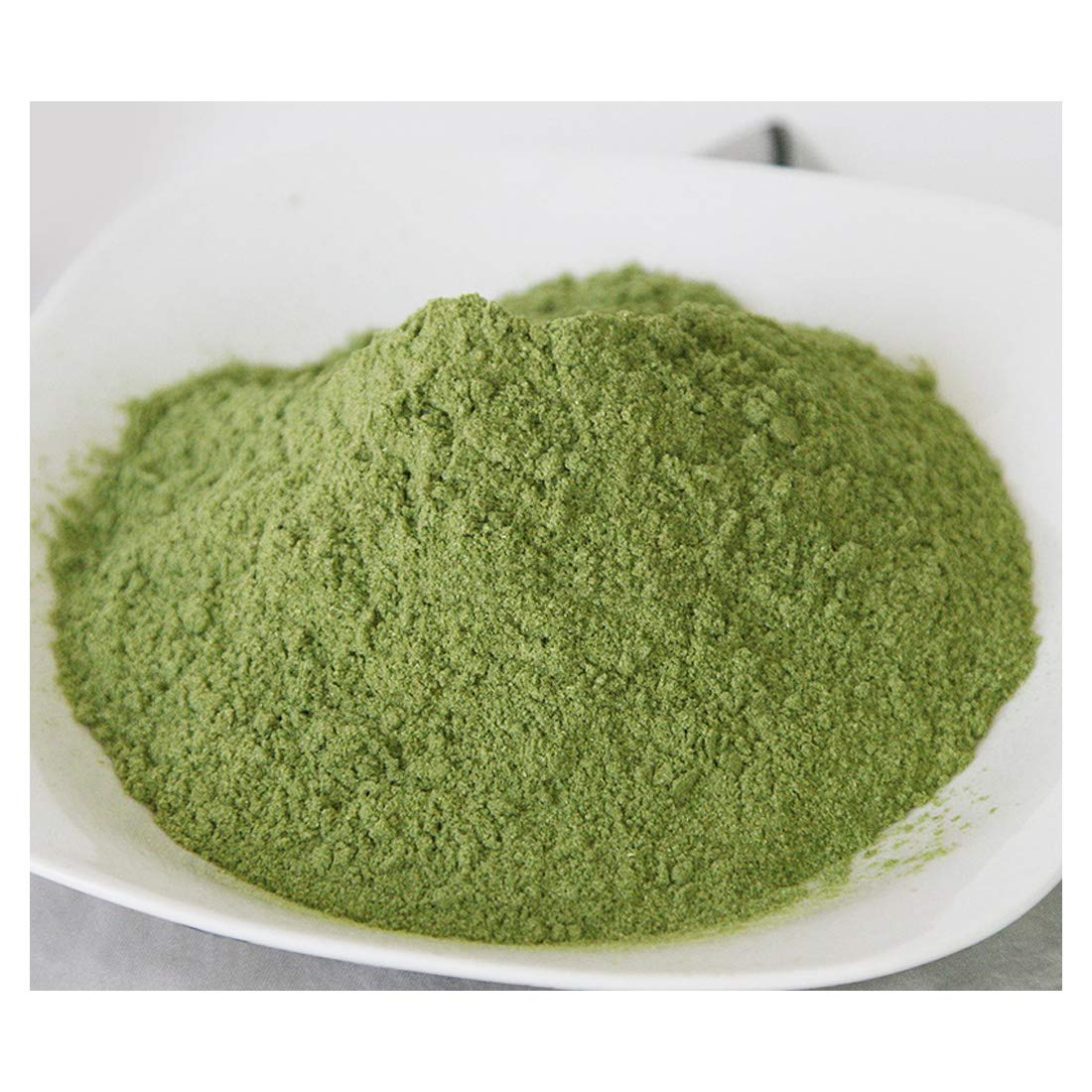 Barley Grass Powder Antioxidants, Protein, Minerals, Rich Fiber, Chlorophyll and Best Superfoods for Beverage and Smoothie, South Korea's Pristine Area Grown, and Vegan Friendly 보리새싹 새싹보리(600g)