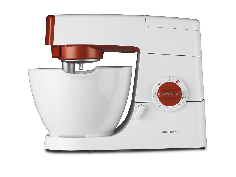 amazon Kenwood KM357 Chef Classic Nostalgia Robot Rouge Terra pas cher prix