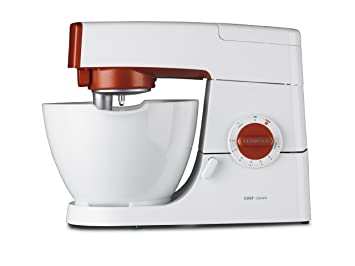 Kenwood Classic Chef 800W 4.6L Color blanco - Robot de cocina (4,6