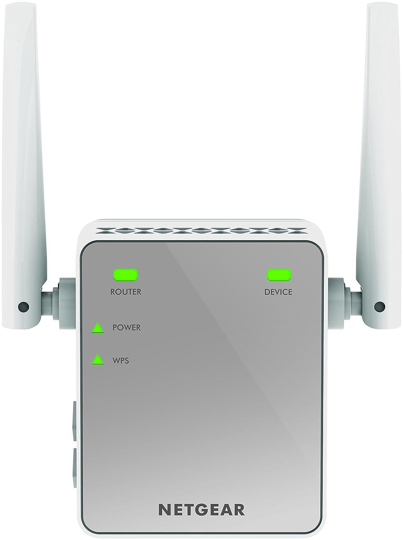 amazon com netgear n300 wifi range extender ex2700 computers