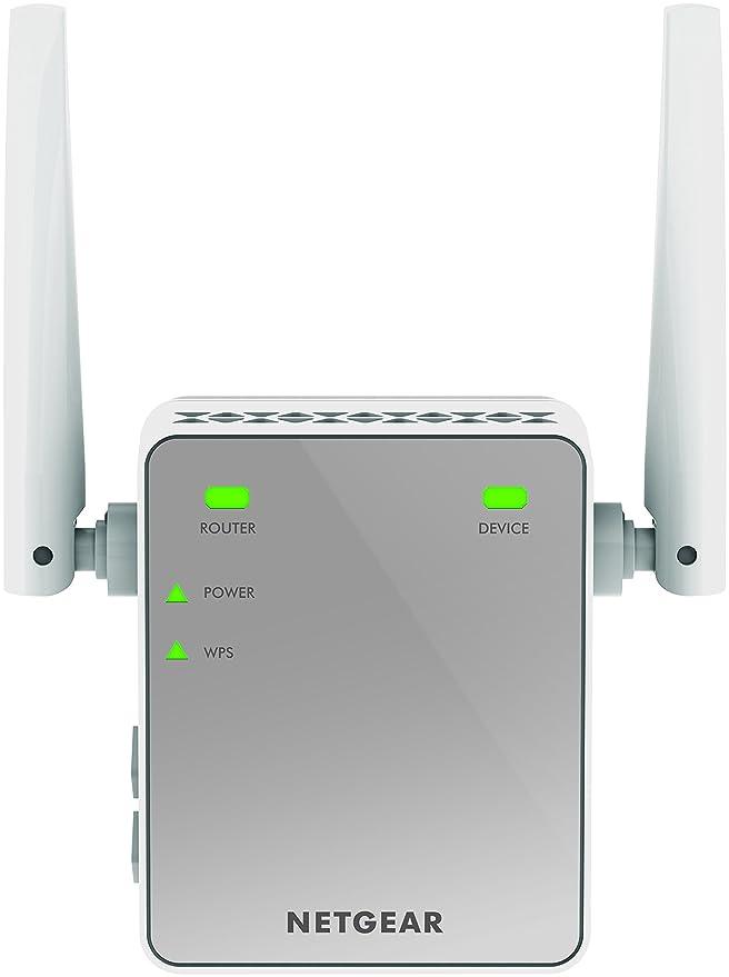 Netgear N300 Wi-Fi Range Extender, Essentials Edition (EX2700): Amazon.es: Electrónica