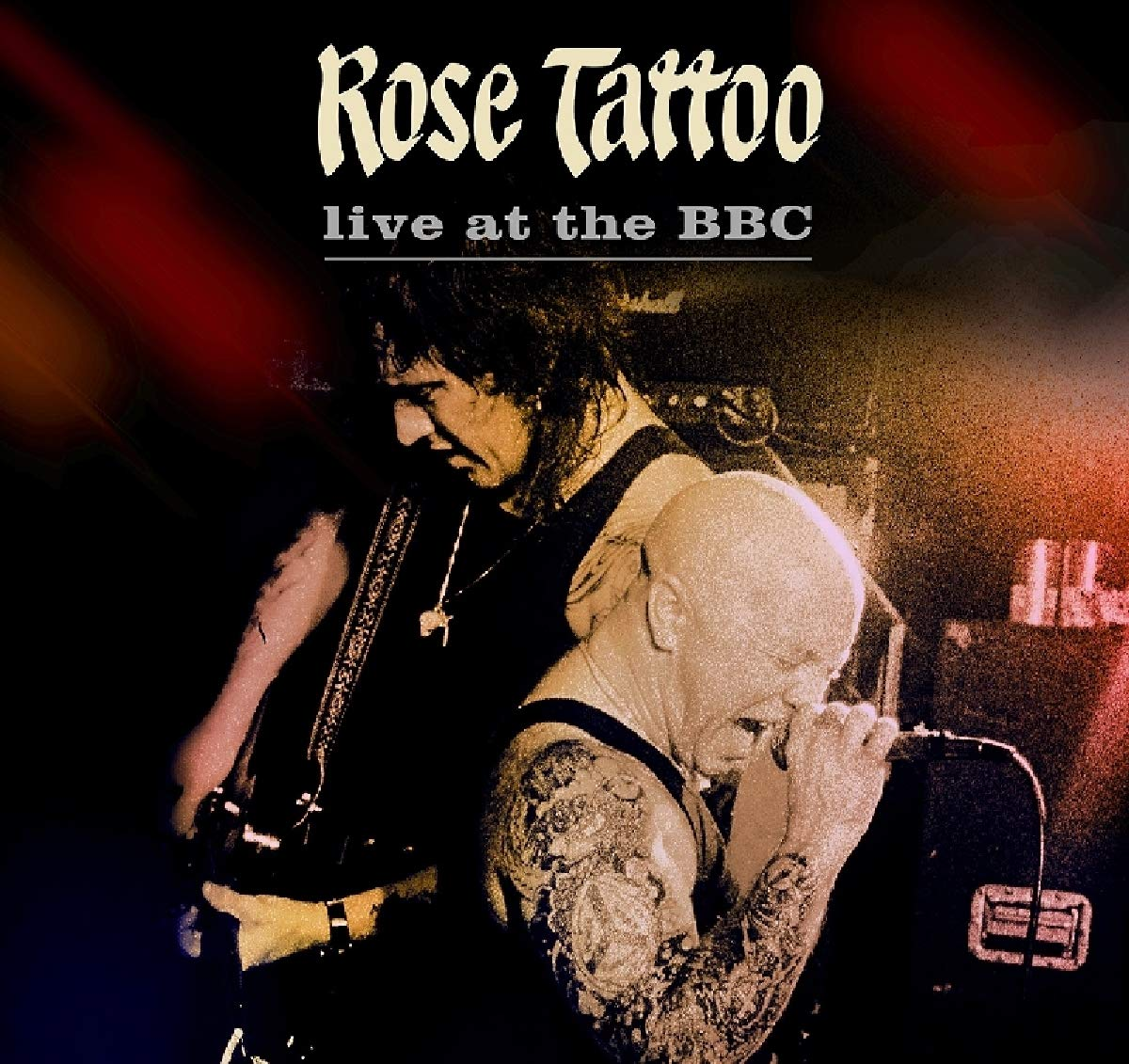 CD : Rose Tattoo - On Air In 81: Live At The Bbc & Other Transmissions (With DVD, United Kingdom - Import, NTSC Region 0)