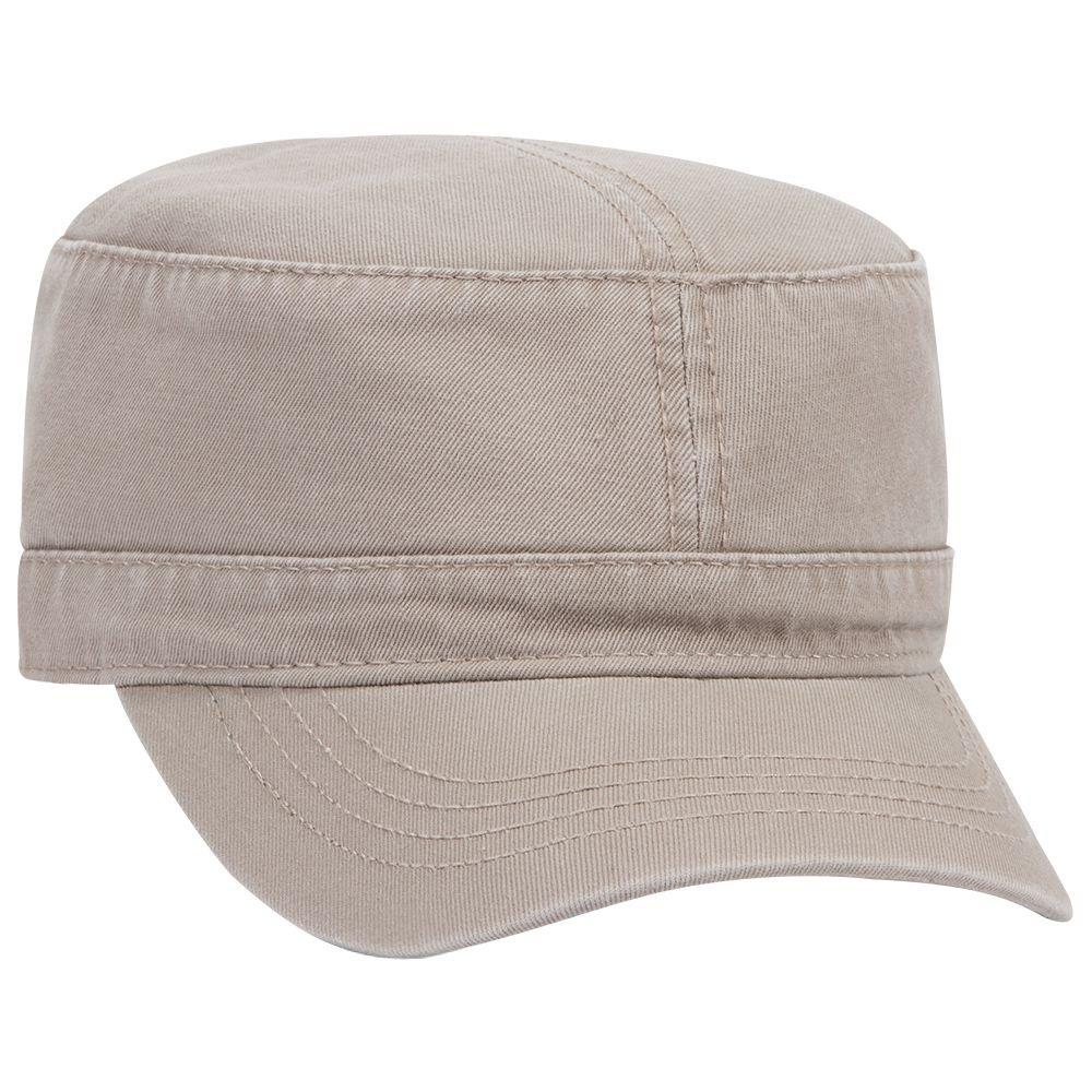 OTTO Superior Garment Washed Cotton Twill Military Cap 109-791-021