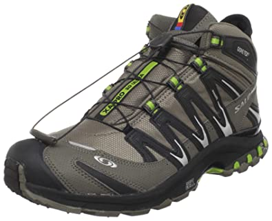 taille 40 b4d74 c660f Amazon.com | Salomon Men's XA PRO 3D MID GTX Trail Runner ...
