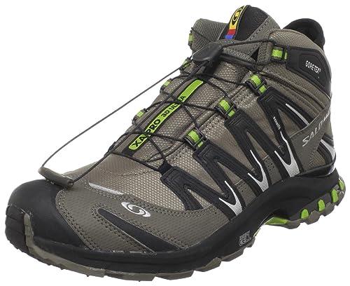 Salomon XA Pro 3D Mid GTX Ultra 108756 31, Color Gris, Talla 42 2/3: Amazon.es: Zapatos y complementos