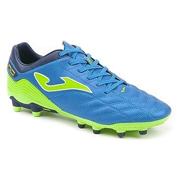 Zapatillas de fútbol Joma número 10 N-10S_804 Royal Calcio Scarpa: Amazon.es: Deportes y aire libre