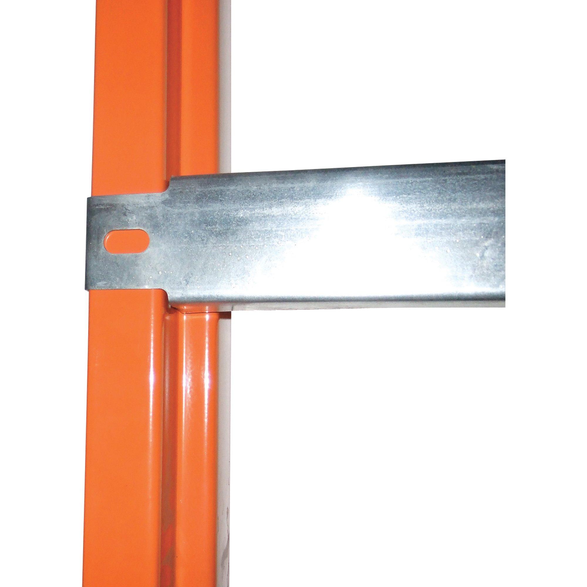 AK Industrial Rack Safety Bar - 42in., Model# AKCROSSBAR42