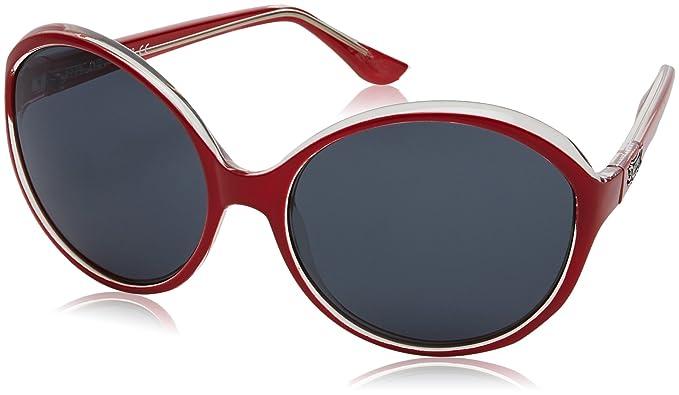 Moschino MO-68303-S Gafas de sol, Red, 61: Amazon.es: Ropa y ...