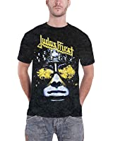 Judas Priest T Shirt Hell Bent Album Cover Band Logo Official for Mens Collectors Mine