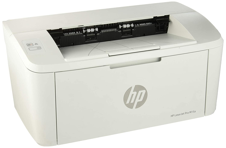 HP LaserJet Pro M15a - Impresora láser (USB 2.0, 18 ppm, memoria de 8 MB)