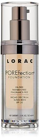 LORAC POREfection Foundation