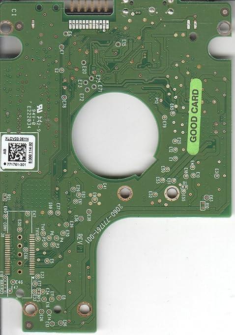 WD3200BMVW-11AMCS2, 771761-301 AB, WD USB 2.5 Tarjeta Lógica (PCB ...