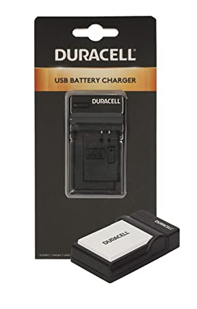 Duracell Original USB Camera Battery Charger for Canon LP-E8 ...