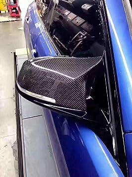 Max Auto Carbon Spiegelkappen Mirror Cover Kappe Außenspiegel Passend Für 1er F40 118i M135i 116d 118d 120d Sport Look Auto