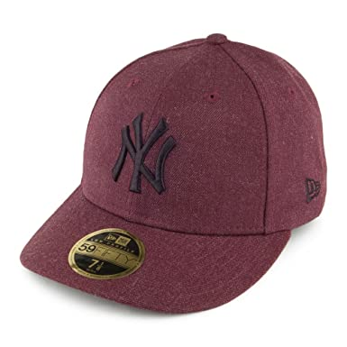 Gorra béisbol 59FIFTY Heather New York Yankees de New Era ...