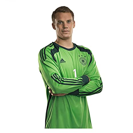 Adidas Deutschland Dfb Torwart Trikot Manuel Neuer