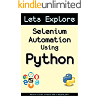 Lets Learn Selenium Using Python