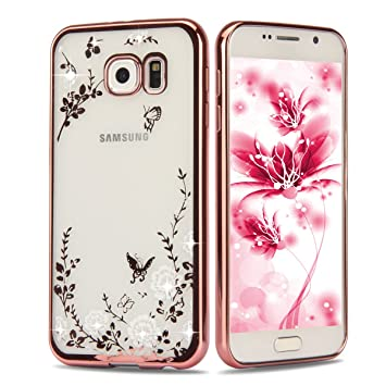 coque samsung s7 rose gold