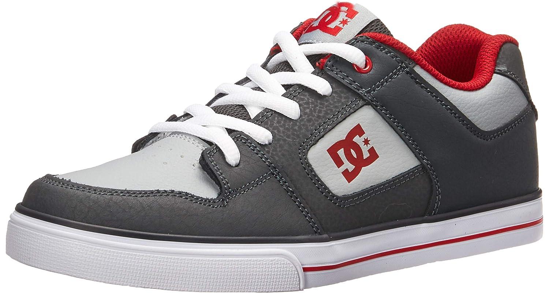 64b199ee1440 Amazon.com | DC Kids Youth Boy's Pure Skate Shoes | Skateboarding
