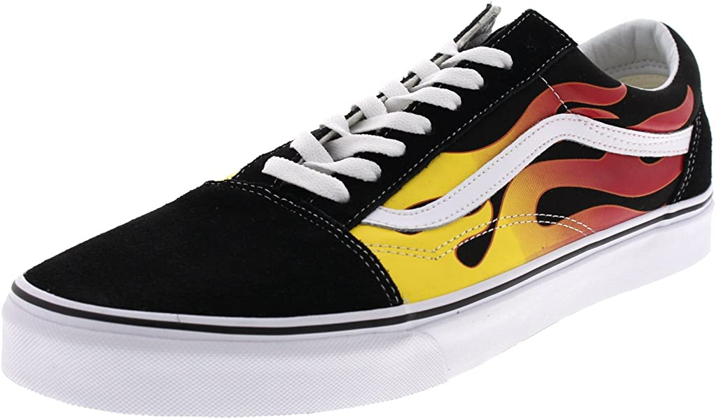 Vans Old Skool Flame Sneakers Shoes Brand New with Box Size