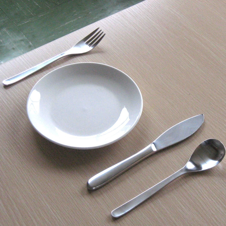 柳宗理 ディナーカトラリーセット #1250 3本 ナイフ スプーン フォーク 日本製